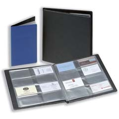 Business Card Books