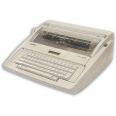 Typewriters WPs