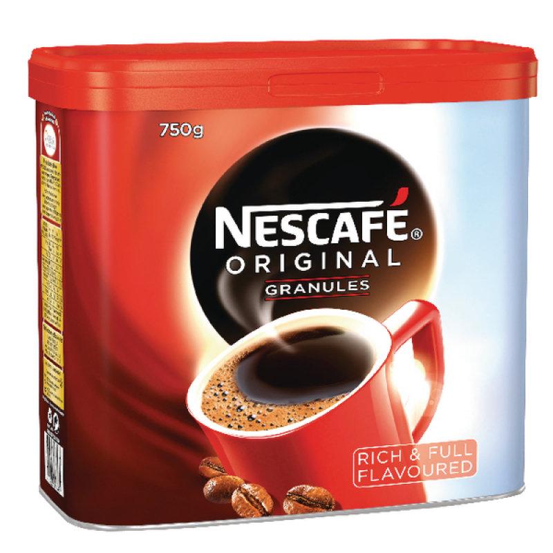 Nescafe Original 750g Pot Coffee