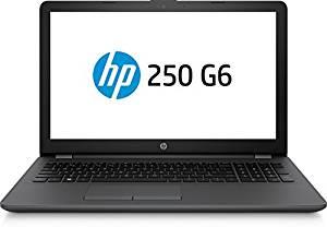 HP 250 G6 Black Notebook Notebook