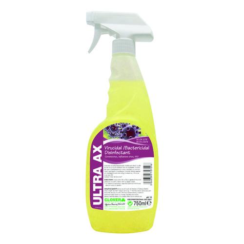 Ultra AX Virucidal Disinfectant Spray (750ml)