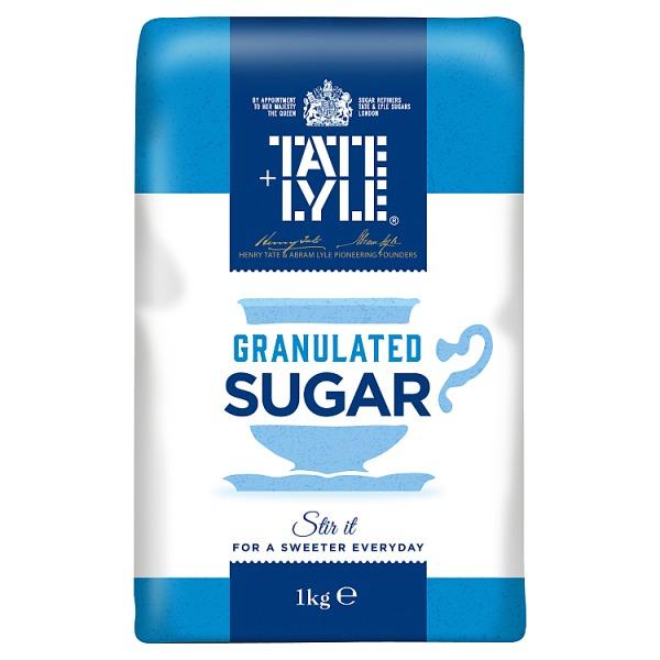 Tate + Lyle Sugar 1kg