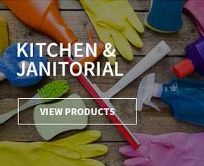 Kitchen & Janitorial
