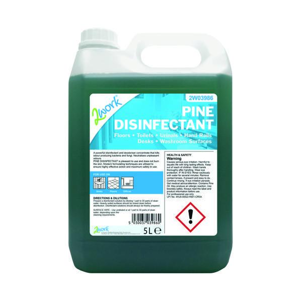 Pine Disinfectant 5Ltr Bottle