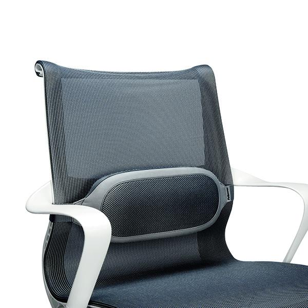 Fellowes I-Spire Grey Lumbar Cushion
