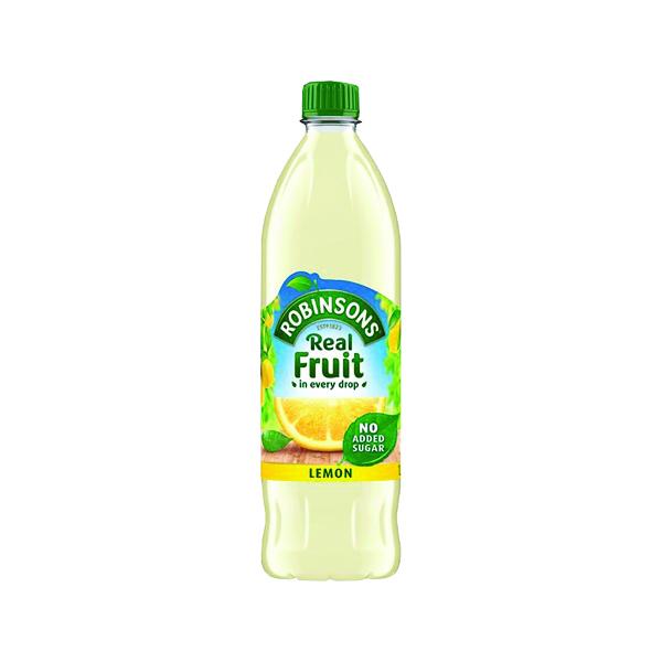 Robinsons Lemon Squash No Sugar 1Ltr