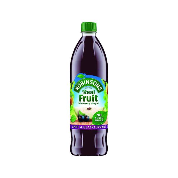 Robinsons No Sugar Apple/Blackcurrant 1L