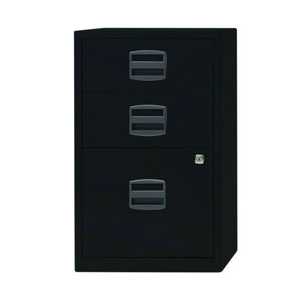 FF Bisley 3 Drw A4 Filer Black