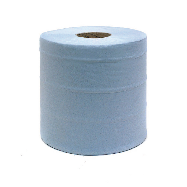 Centrefeed 2-Ply Blue 150m Pk6