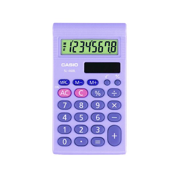 Casio SL-460 Pocket Calculator