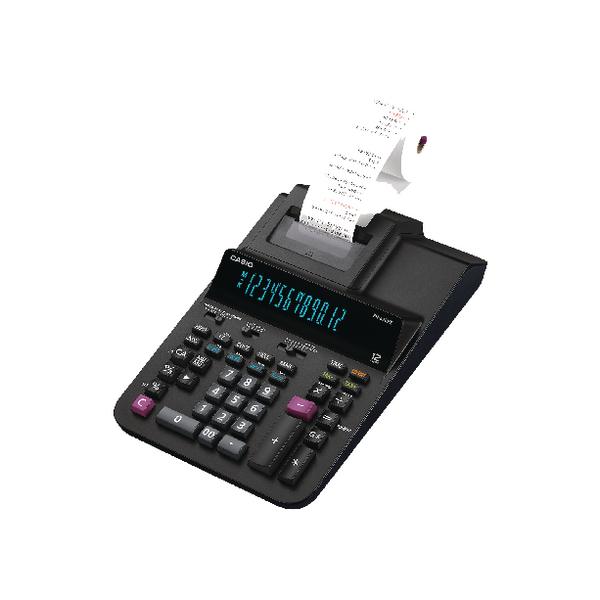 Casio Printing Calculator FR620 RE