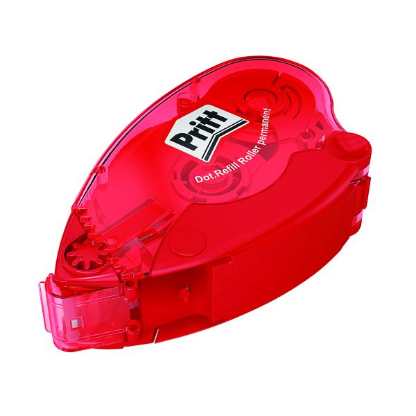 Pritt Glue Roller Refillable Permanent