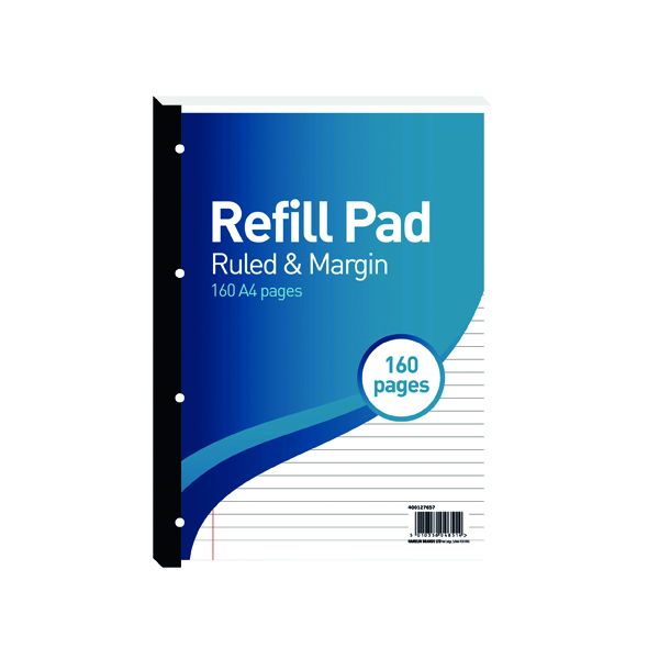 Ruled Refill Pads