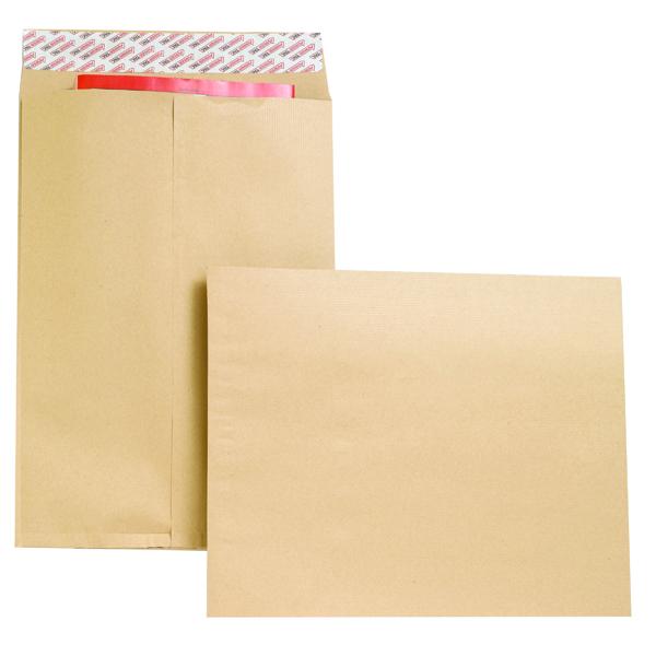 16x12 Gusset Plain & Window Envelopes