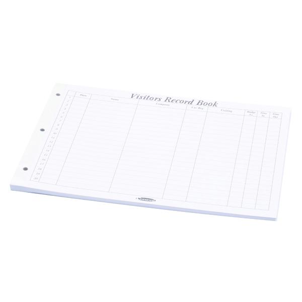 Concord Visitors Book Refill 85801/CD14P