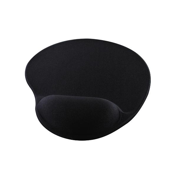 Q-Connect Grey Gel Mouse Mat