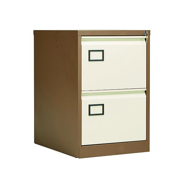 Jemini 2Drw Filing Cabinet Co Cream