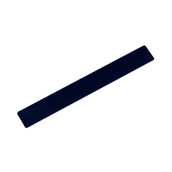 Q-Connect Black Gel Wrist Rest