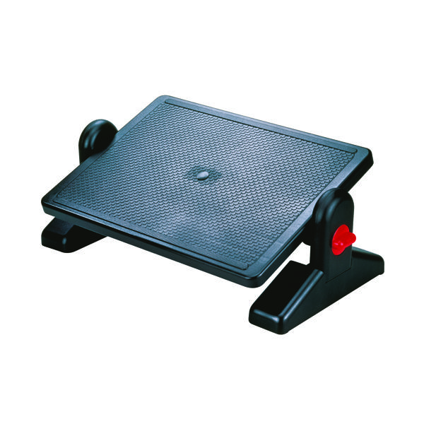 Q-Connect Black Footrest