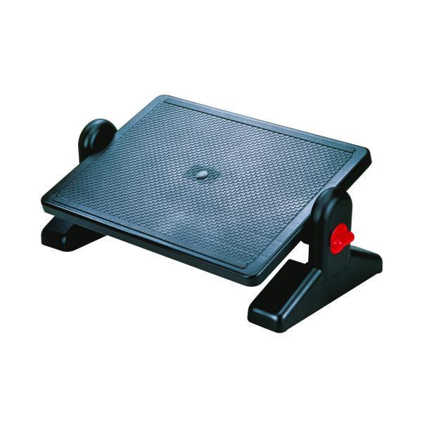 Q-Connect Black Footrest