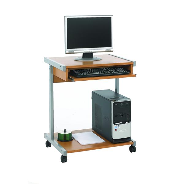 FF Serrion 650 Computer Stand Beech