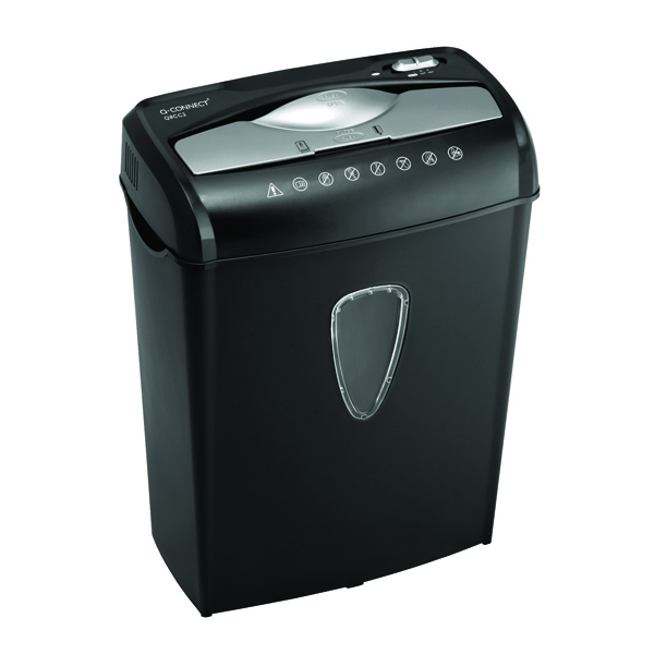 Q-Connect Cross Cut Q8CC2 Paper Shredder