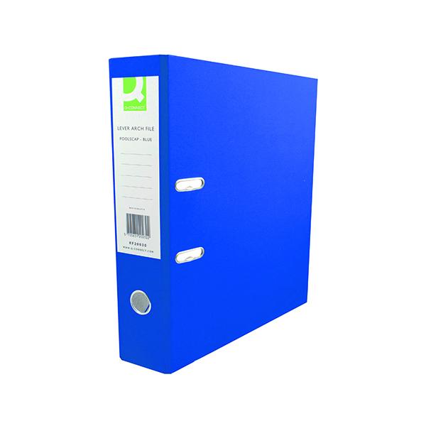 Q-Connect LA File A4 PP Blue (PK10)