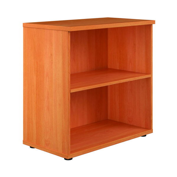 FF Serrion 800mm Small Bookcase Beech