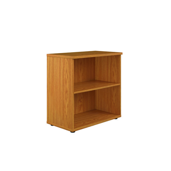 FF Serrion 800mm Small Bookcase Oak