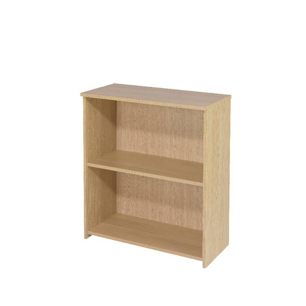 FF Serrion 800mm Small Bookcase Maple