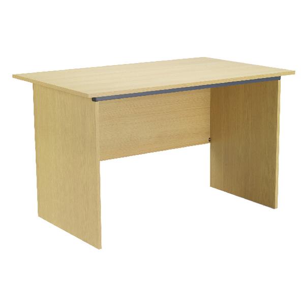 FF Serrion Panel End Desk 1000mm Ok