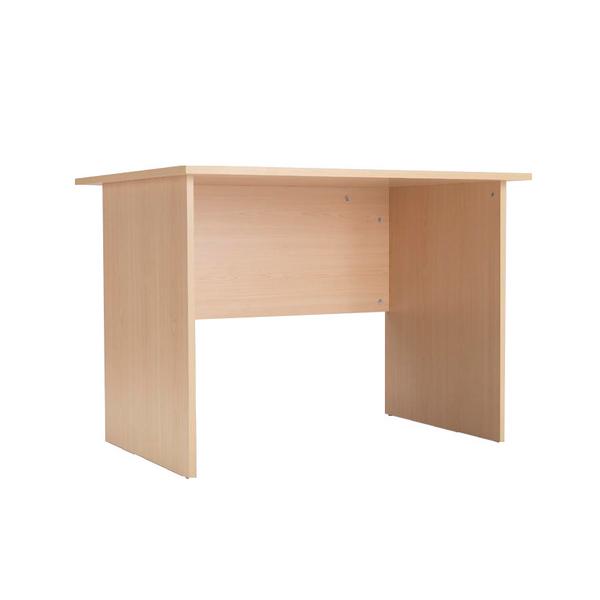FF Serrion Panel End Desk 1000mm Ma