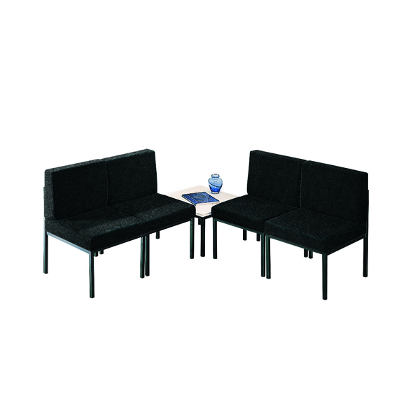 FR FIRST RECEPTION CHAIR CHARCOAL