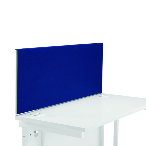 FR First Desk Screen 400H X 1200W Blue