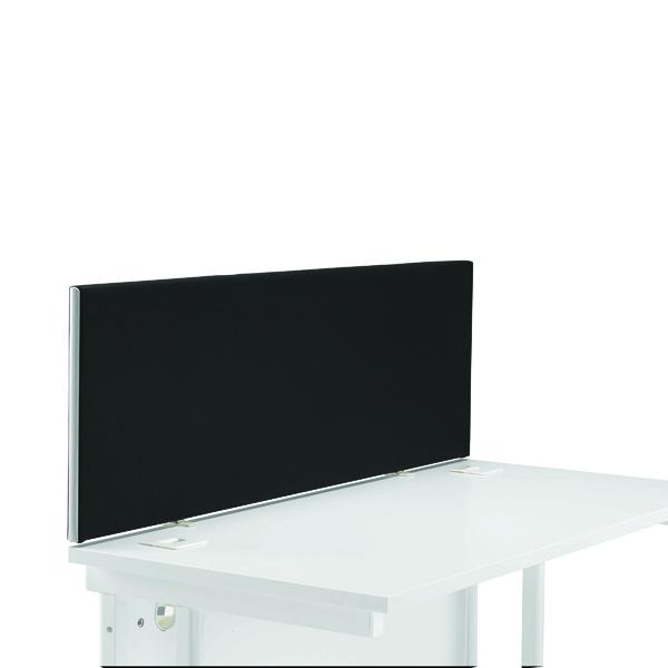 FR First Desk Screen 400HX1200W Black