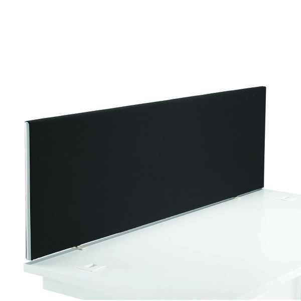 FR First Desk Screen 400HX1800W Charcoal