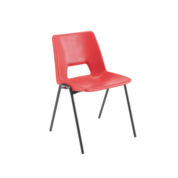 FF Jemini Class Chair Red 430mm