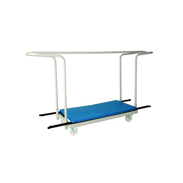 FF Titan Folding Exam Desk Trolley