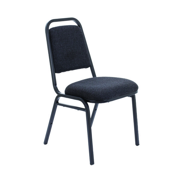FF Arista Banqueting Chair Charcoal