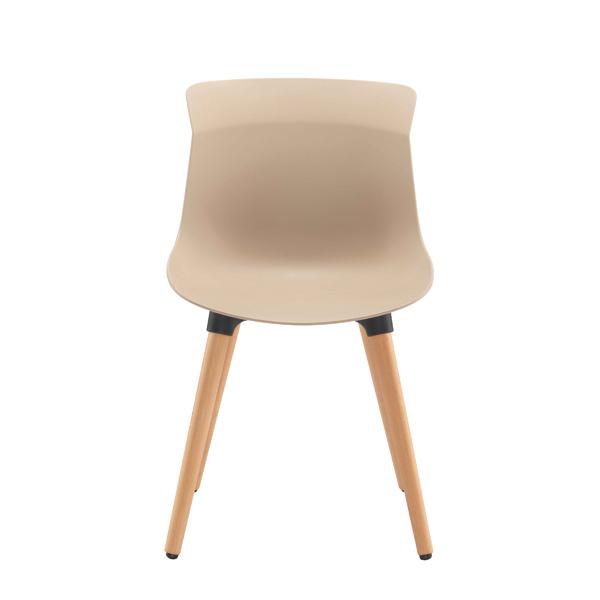 Jemini Nuovo Breakout Chair Mocca