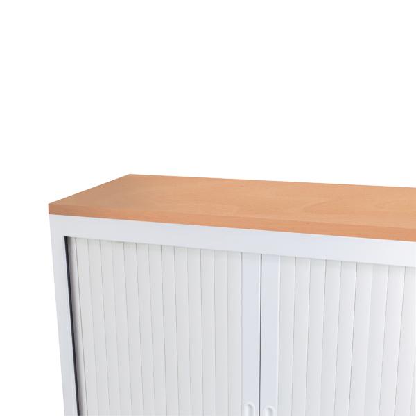 Talos Cupboard Wooden Top Beech