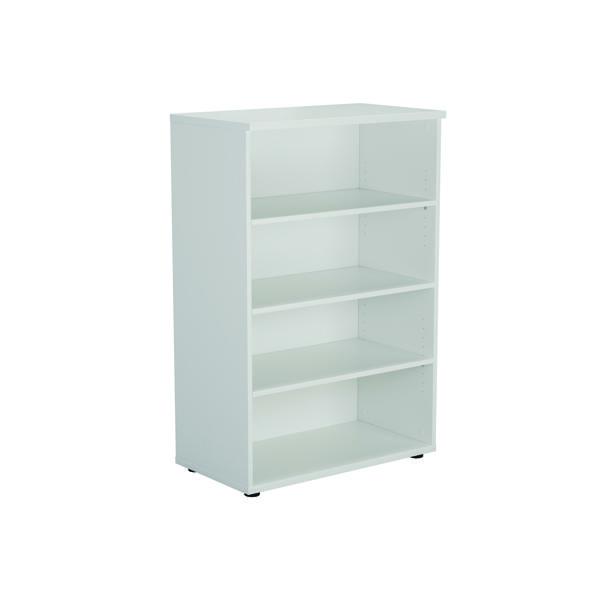 FF Bookcase 1200mm White