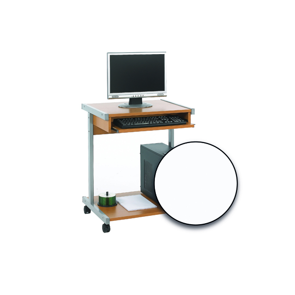FF Computer Stand 650mm White