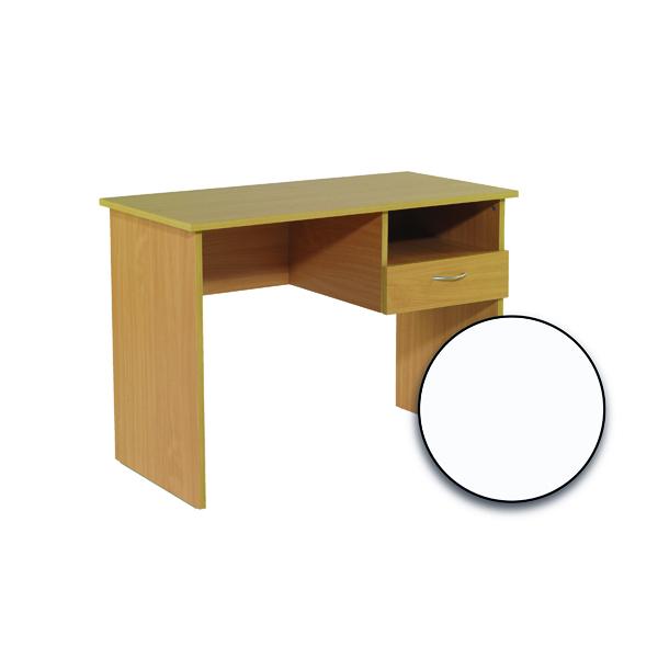 FF Homework Desk White