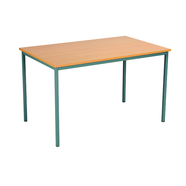 FF Rectangular Table 1200mm Beech