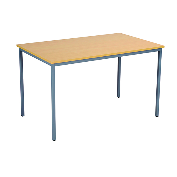 FF Rectangular Table 1200mm Oak