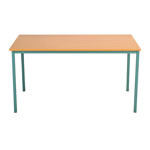 FF Rectangular Table 1500mm Beech