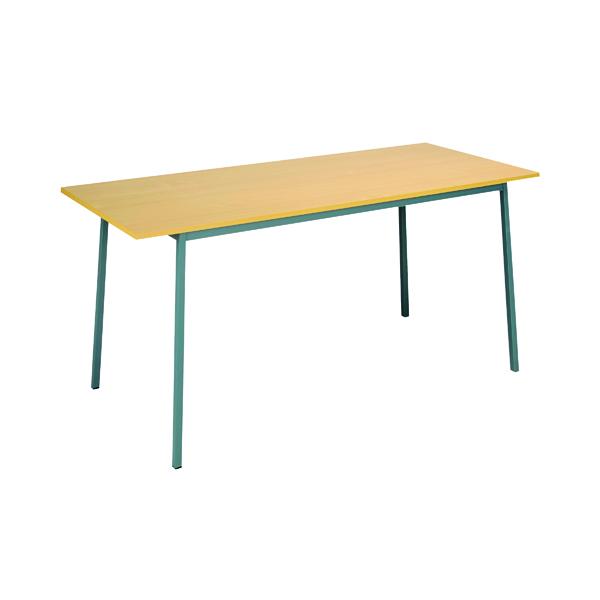 FF Rectangular Table 1800mm Oak