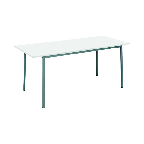 FF Rectangular Table 1800mm White