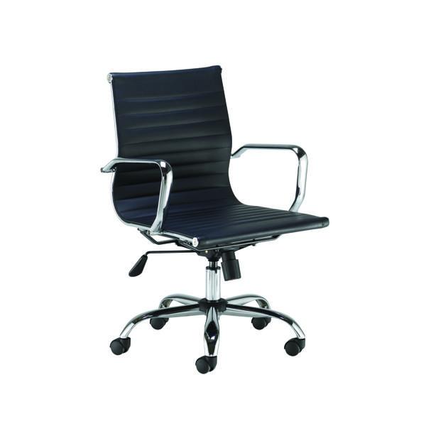 FF Jemini Sosa PU Exec Swivel Chair